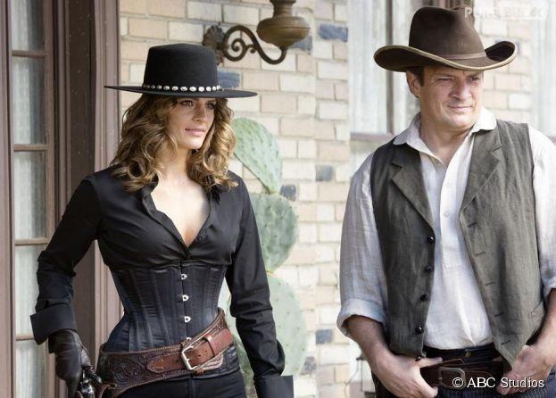 Castle saison 7, épisode 7 : Rick et Kate au Far-West