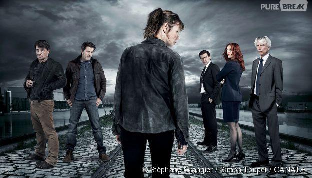 Engrenages saison 5 : le casting de la série