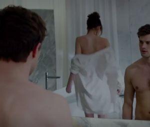 Fifty Shades of Grey : nouvelle bande-annonce sexy avec Jamie Dornan et Dakota Johnson
