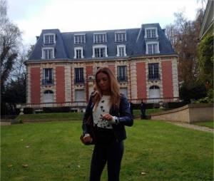 Francesca de retour au château 10 ans après Star Academy 4