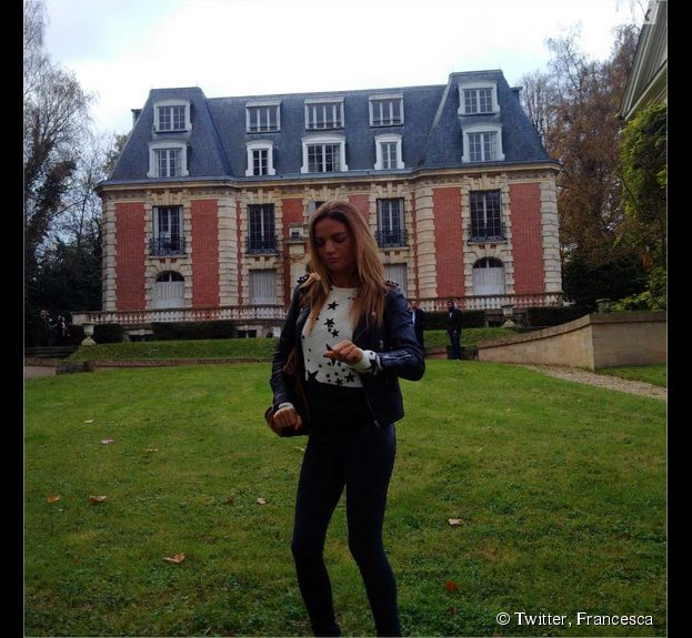 Francesca de retour au ch teau 10 ans apr s star academy 4 - Chateau de la star academy ...