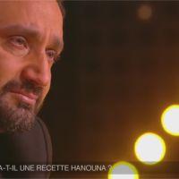 """Cyril Hanouna fond en larmes chez Alessandra Sublet : """"C'est trop..."""""""