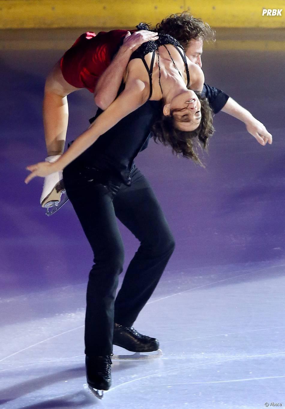 Nathalie Péchalat et Fabian Bourzat de retour sur la glace le 23 novembre 2014