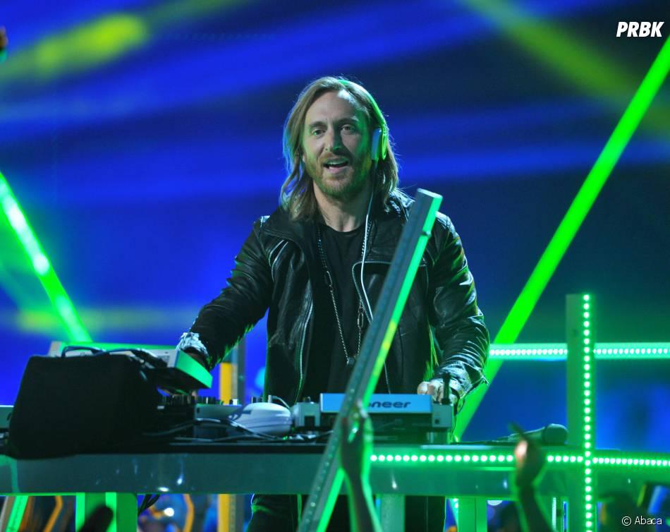 David Guetta n'a pas été vexé par Cauet