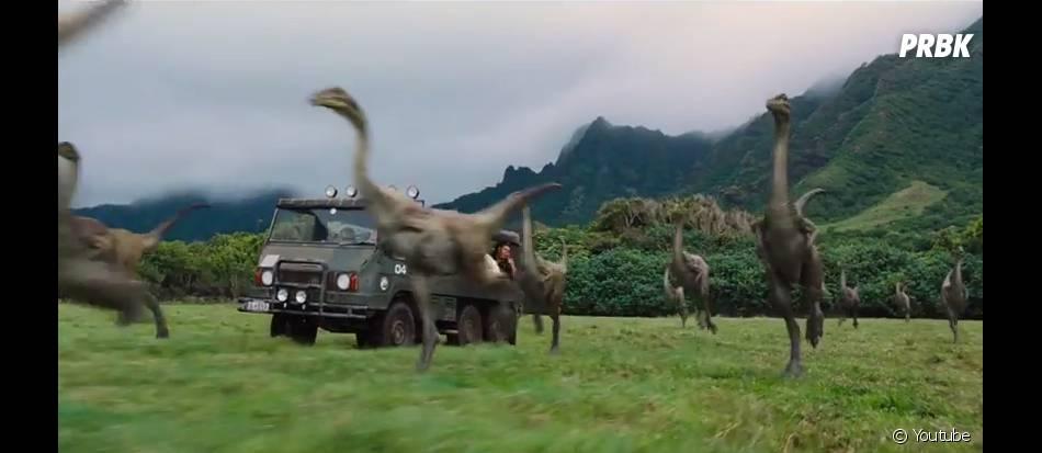 Jurassic World : le public de retour pour voir les dinosaures