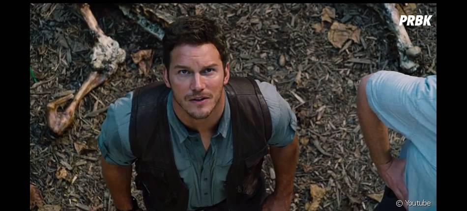 Jurassic World : Chris Pratt à la recherche d'un hybride génétiquement modifié