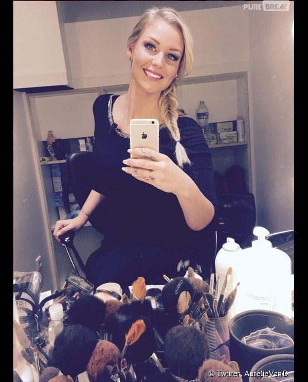 Aurélie Van Daelen : clash pour Enora Malagré sur Twitter