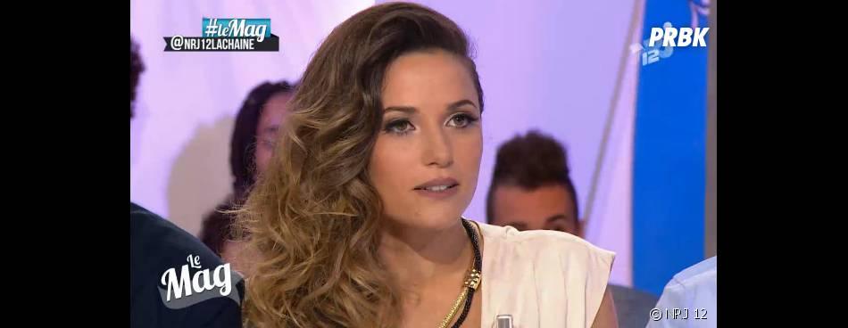 Capucine Anav : mystérieux tweet après le bisou de Rayane Bensetti et Denitsa Ikonomova pendant la finale de Danse avec les stars 5
