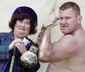 Susan Boyle en couple ! Elle découvre enfin l'amour à 53 ans