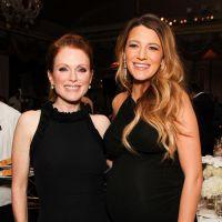 Blake Lively enceinte et sublime, Eva Longoria décolletée pour une soirée L'Oréal