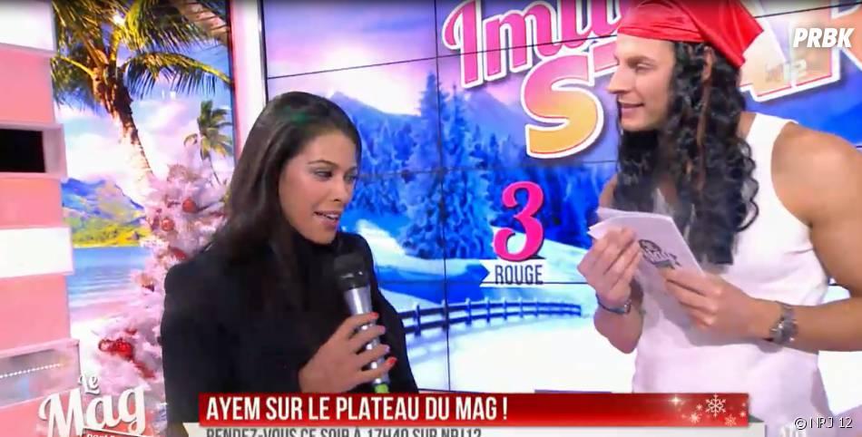 """Ayem Nour : """"l'affaire Nabilla"""" évoquée pour son passage dans Le Mag de NRJ 12 ?"""