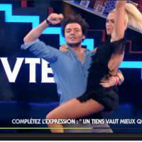 Kev Adams torse nu : sa danse hot avec Katrina Patchett dans Vendredi tout est permis
