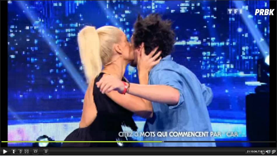 Kev Adams et Katrina Patchett : le bisou qui va faire des jalouses et des jaloux
