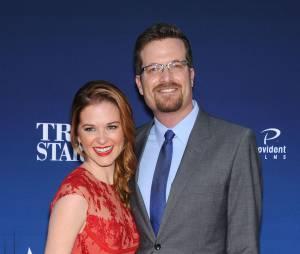 Sarah Drew et son mari Peter Lanfer parents d'une petite Hannah
