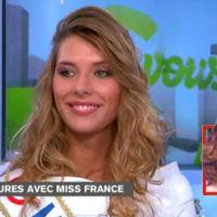 Camille Cerf fausse blonde ? Miss France 2015 explique les raisons de sa couleur de cheveux