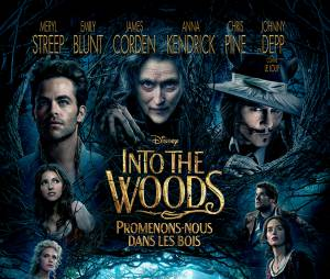 Golden Globes 2015 : Into the Woods nommé