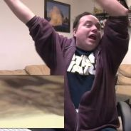 Star Wars 7 : un fan pète un câble devant la bande-annonce !