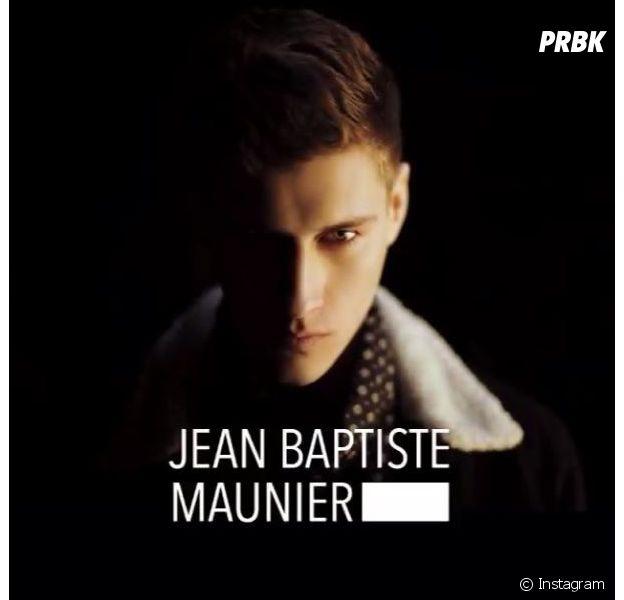 Jean-Baptiste Maunier : son premier album sortira en 2015