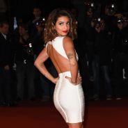 Tal, Amélie Neten, Paris Hilton... les stars les plus sexy du tapis rouge des NMA 2014