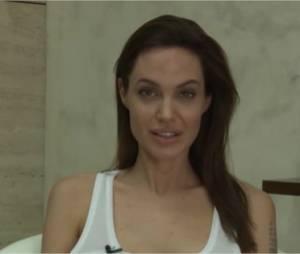 Angelina Jolie, malade de la varicelle et contrainte d'annuler la promo d'Invincible (Unbroken)