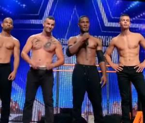 La France a un incroyable talent : les Bartigerzz sexy torse nu pour leur numéro
