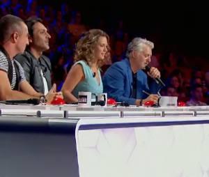 Lorie impressionnée par les abdos des Bartigerzz dans La France a un incroyable talent