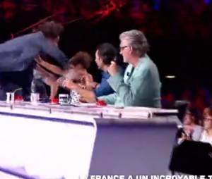 La France a un incroyable talent : l'épisode 2 diffusé le 16 décembre 2014, sur M6