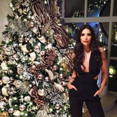 Samir Nasri : le cadeau de Noël sexy et décolleté d'Anara Atanes