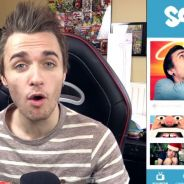 Squeezie sort sa propre appli iPhone et Android
