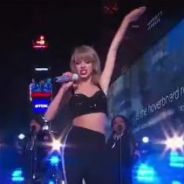 Taylor Swift : chute à Times Square pour le Nouvel An