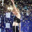 Taylor Swift star du Nouvel An 2015 à New York