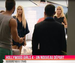 Hollywood Girls 4 : Kevin et Jessie démasqué par les services d'immigration ?