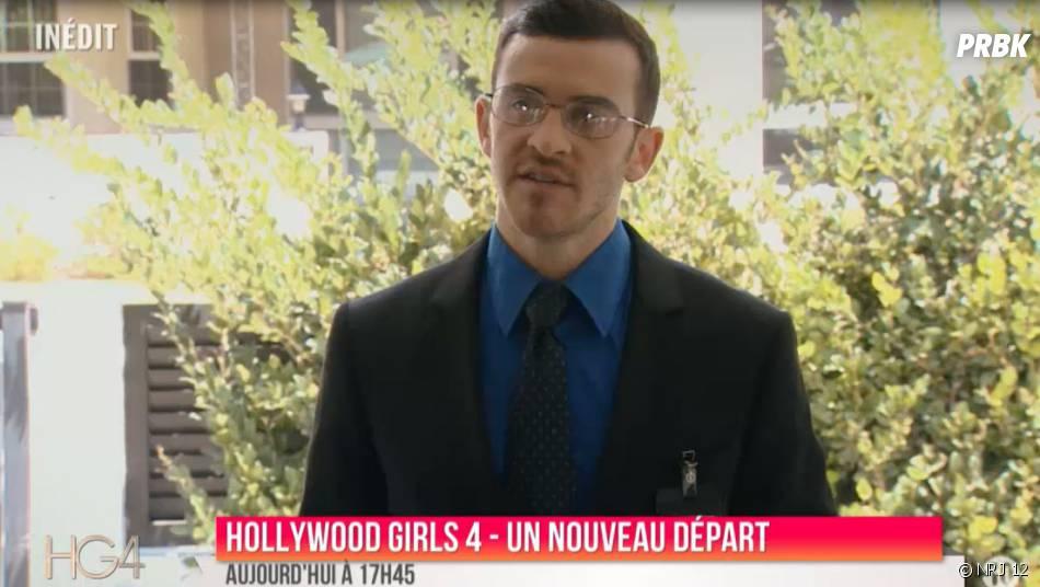 Hollywood Girls 4 : un agent des services d'immigration enquête sur Kevin et Jessie