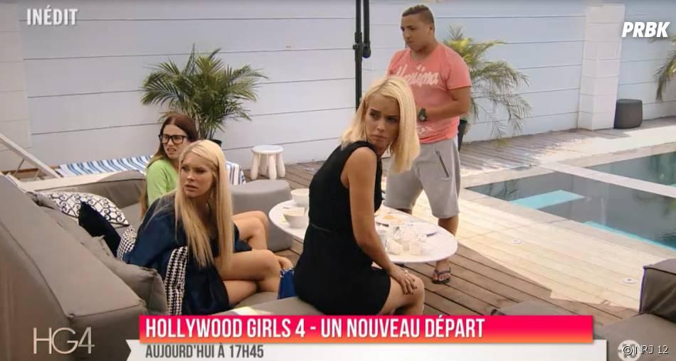 Hollywood Girls 4 : Jessie dans de beaux draps à cause de son mariage blanc avec Kevin ?