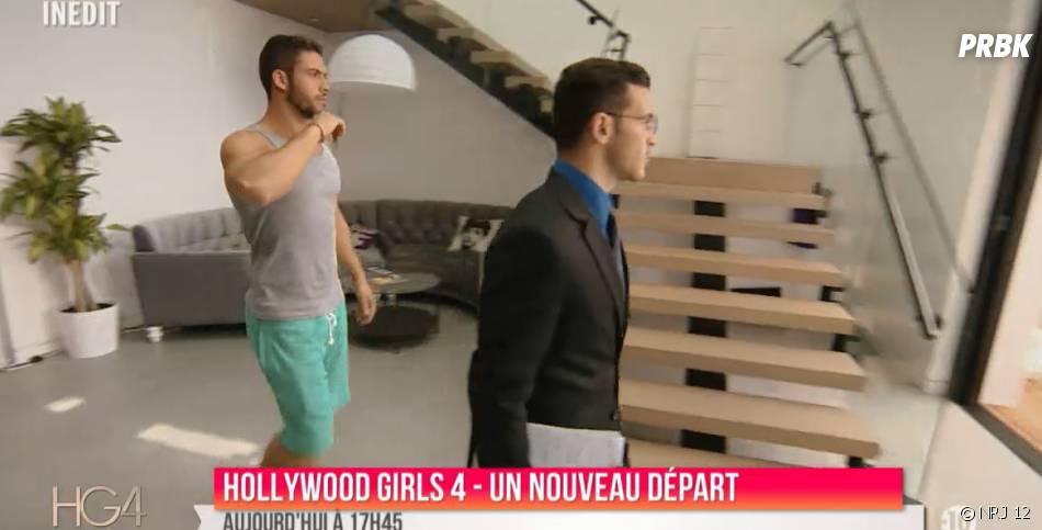 Hollywood Girls 4 - Kevin : faux mariage avec Jessie pour rester aux Etats-Unis
