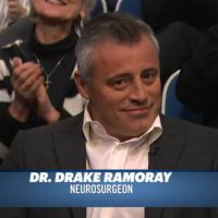 Friends : Joey (Matt Leblanc) reprend son rôle de Drake Ramoray