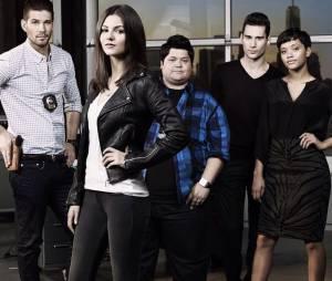 Eye Candy : photo du casting de la série avec Victoria Justice
