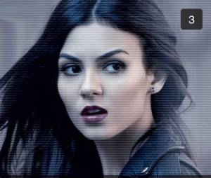 Eye Candy : poster avec Victoria Justice