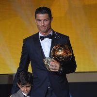 Cristiano Ronaldo, Ballon d'Or 2014 : Nike lui offre des chaussures... en diamants