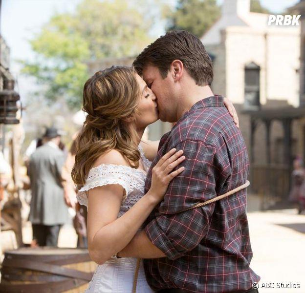Castle saison 7 : bientôt une saison 8 pour Rick et Kate