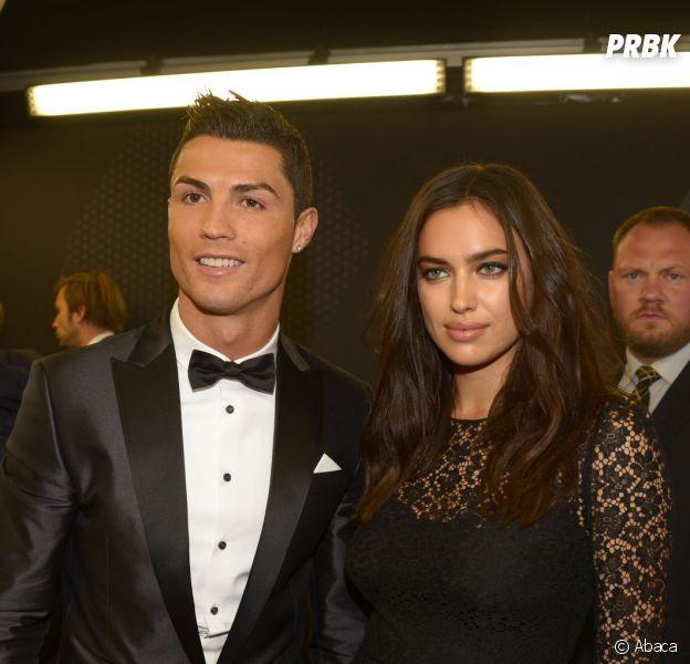 Cristiano Ronaldo et Irina Shayk : leur rupture confirmée