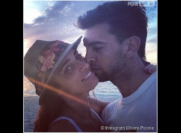Javier Pastore et sa copine Chiara Picone : bientôt un bébé pour le couple