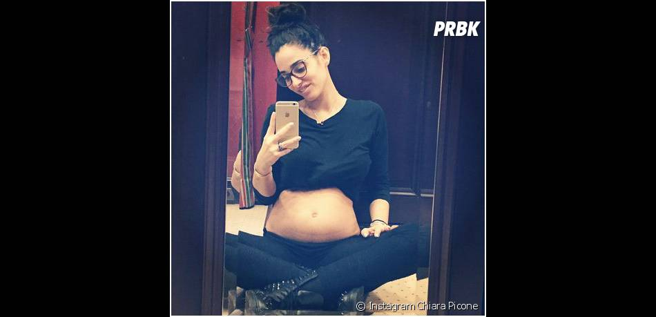 Javier Pastore : Chiara Picone enceinte, la photo mignonne sur Intagram