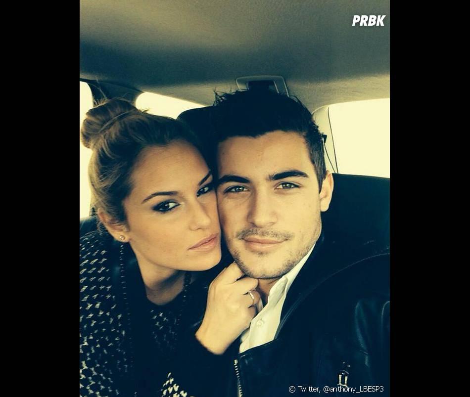 Marine Boudou et Anthony (Les Princes de l'amour 2) sont en couple