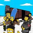 Les Simpson : l'hommage 70 ans après la libération du camp d'Auschwitz