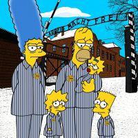 Les Simpson : Pharrell Williams en approche et hommage pour les 70 ans de la libération d'Auschwitz
