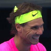 Rafael Nadal : rires en plein match à cause d'un ramasseur de balles attentif à ses tocs