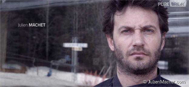Julien Machet : candidat de Top Chef 2015 et seul chef étoile de la saison sur M6