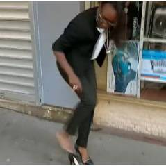 Les reines du shopping : une candidate court en talons... et chute