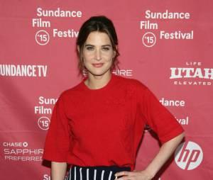 Cobie Smulders sexy et canon au festival de Sundance, le 25 janvier 2015 à Park City